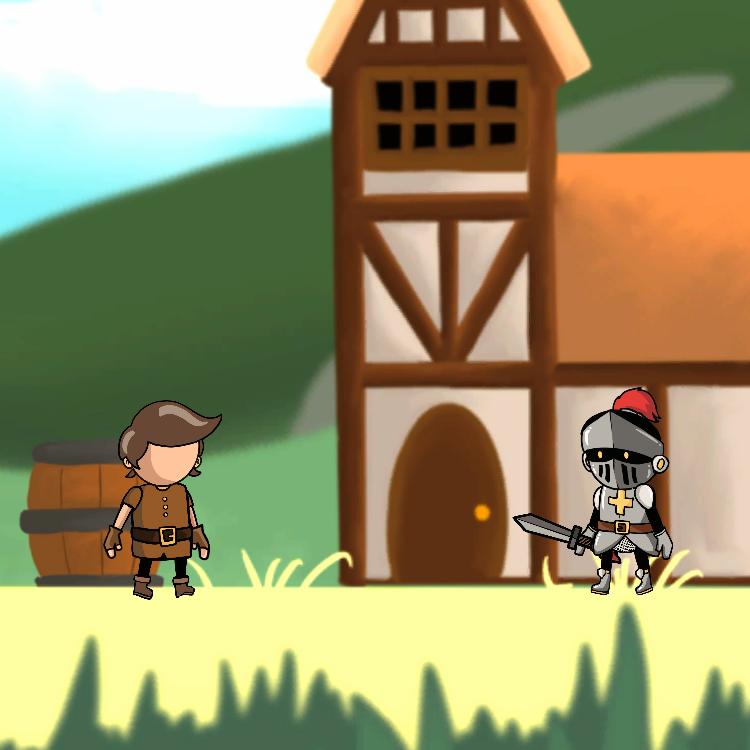 Peasant Town